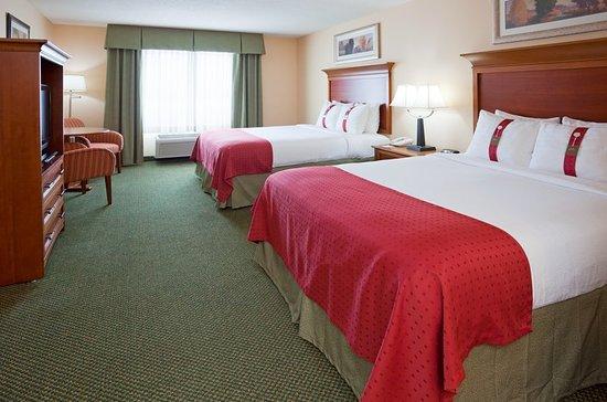 Elk River, Μινεσότα: Guest room