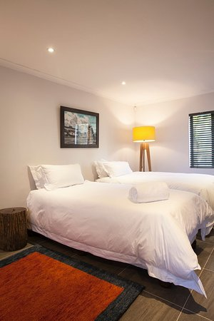 Bedroom in Gabriel - one of our Comfort Cottages