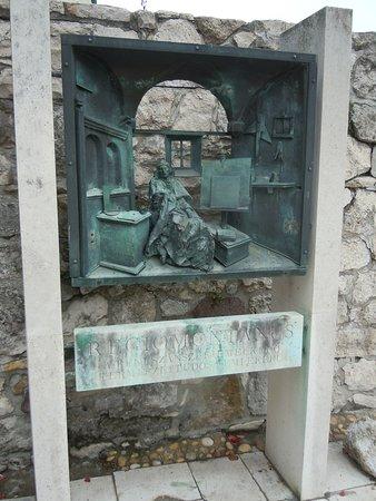 Budai Vár: Sculpture