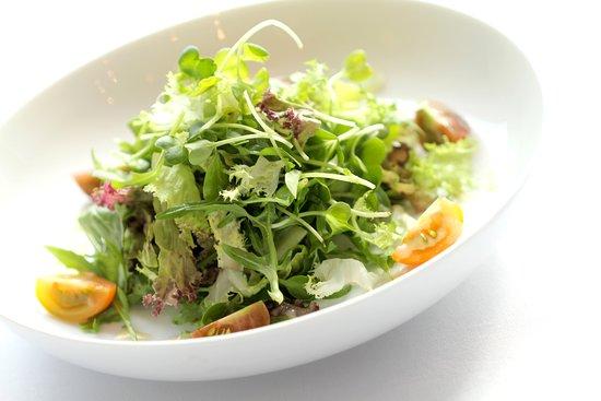 Signature Restaurant: Mixed green salad