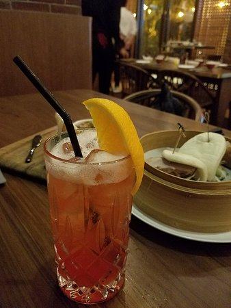 Pinot Duck: Fruit Punch ($60) lemon squash, gunner & Shirley temple,不會太甜,很清爽。
