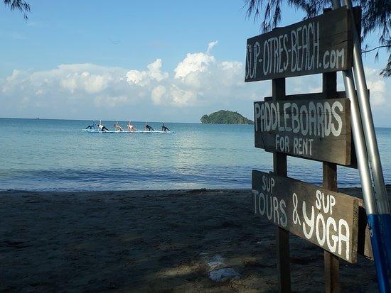 SUP Otres Beach