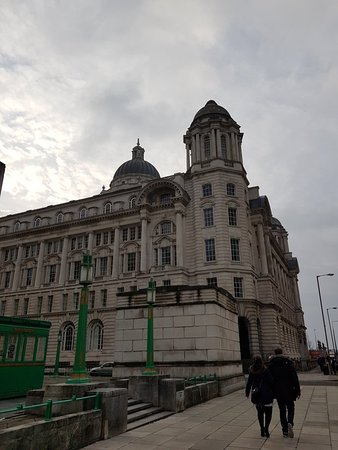 Port of Liverpool Building: Iconic building