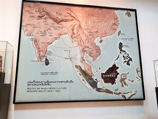 Indian Influence on South East Asia