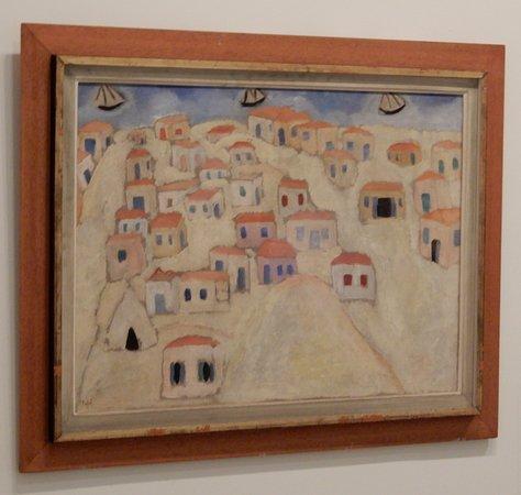 Israel Museum: art moderne Israélien