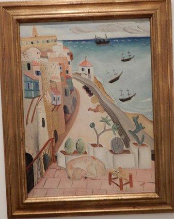Israel Museum: art moderne Israélien :