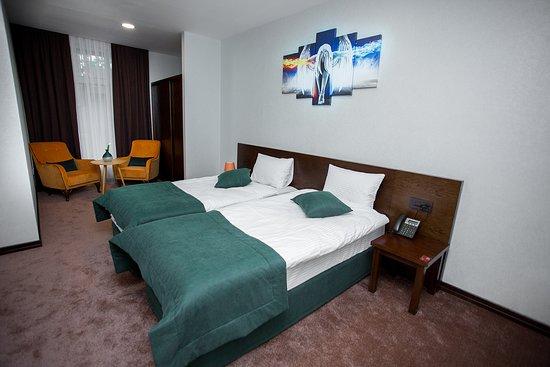 Standard Twin Room / Стандартный номер с двумя раздельными кроватями