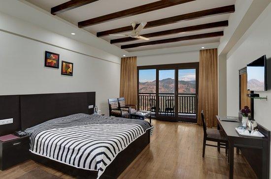 Suman Nature Resort, Premium Room View Facing