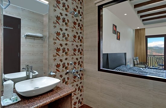 Suman Nature Resort- wash rooms