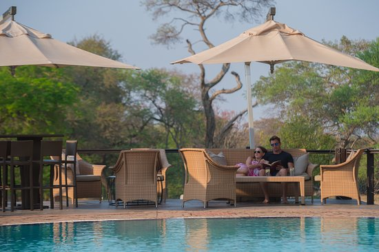 Pool - Relax and take in the atmosphere of Lilayi Lodge poolside