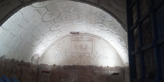Tombs of Via Latina: All'interno della Tomba dei Valerii