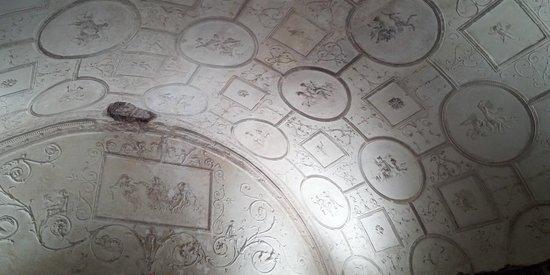 Tombs of Via Latina: La volta della Tomba dei Valerii