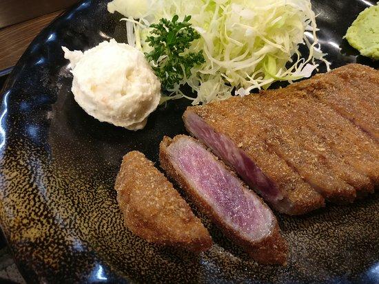 Gyukatsu Motomura Shinjuku South exit Store: 吉列牛