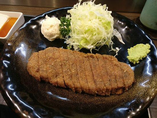 Gyukatsu Motomura Shinjuku South exit Store: 130g