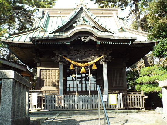 Dairokuten Shrine