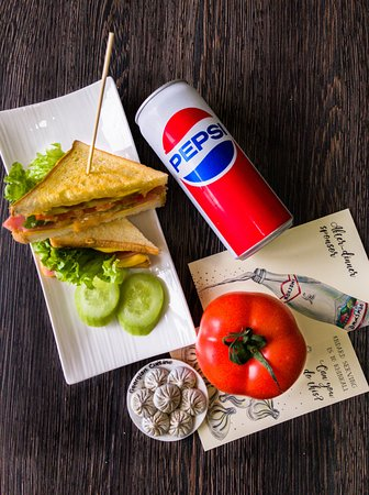 Chichi Lucky: Хрустящие сэндвичи от Chichi