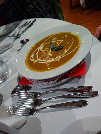 Vanilla Pod: soup