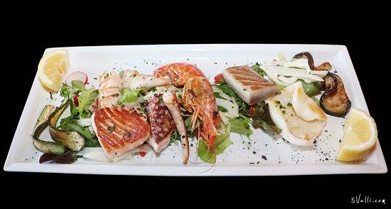Fisk platter