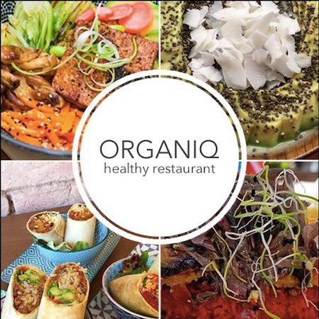 OrganiQ Sant Cugat Healthy Food