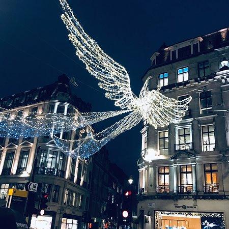 런던아이 사진