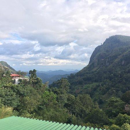 Amazing hotel was fantastic views