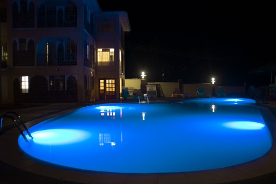 Migori, Kenya: Beautiful swimming Pool