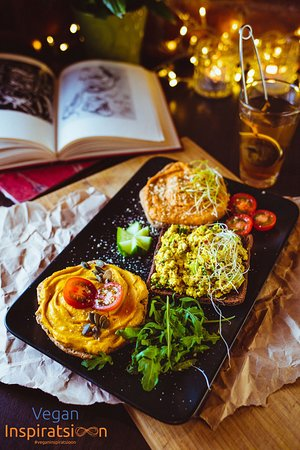 Vegan Inspiratsioon: Breakfast toasts
