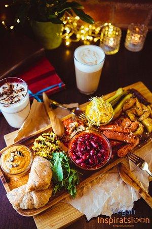Vegan Inspiratsioon: Breakfast platter