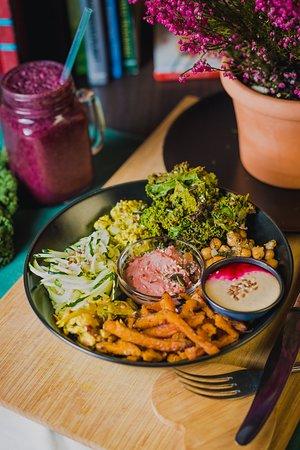Vegan Inspiratsioon: Inspa special bowl of goodness