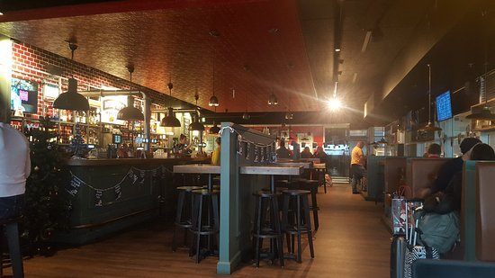 Murphy's Irish Pub: Murphys. Nice, Cozy no-nonsenseness.