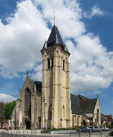 Collégiale Saint-Piat de Seclin