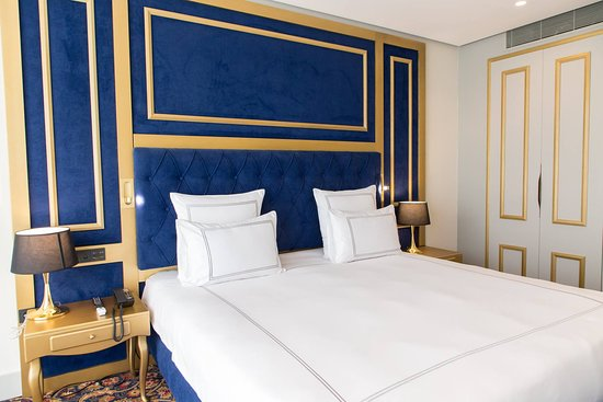 Swissotel Sarajevo: Presidential Suite - Bedroom
