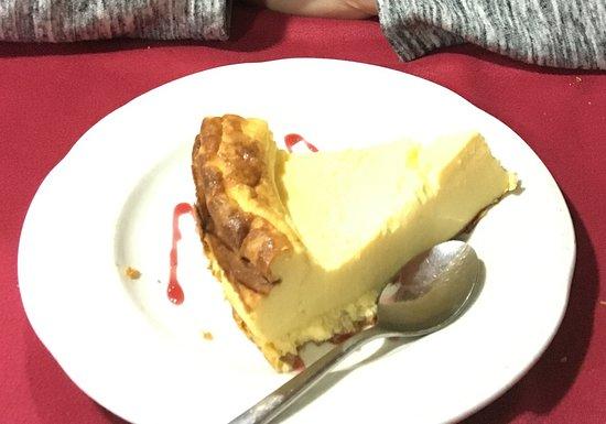 CASA PAULINO: Tarta de queso