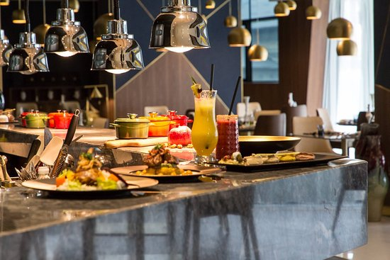 Swissotel Sarajevo: The Fusion Restaurant