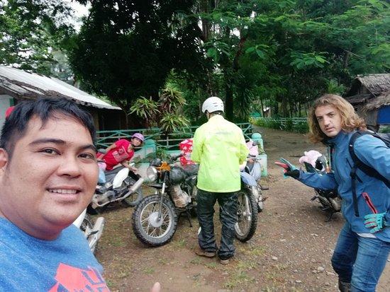 El Nido, Philippines: Lakwatsero motorcycles Trips and trails.