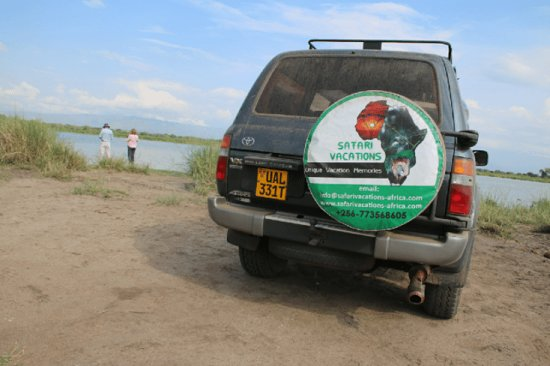 Beautiful moments at Queen Elizabeth National Park