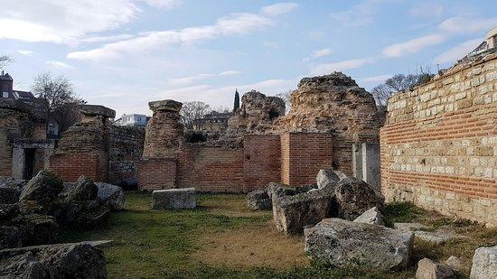 "Римские Термы: ""Римски Терми"" Варна, Болгария"