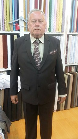 Italian Fashion Suit: Very kind of you all
