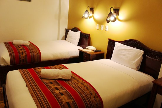 Habitación 2 Camas Hotel Cusco Jungle
