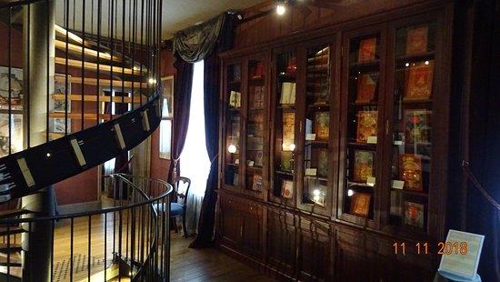 Амьен, музей Жюля Верна (Maison de Jules Verne), 11 ноября 2018 года...