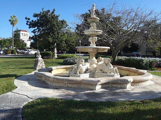 Ponce de Leon Fountain