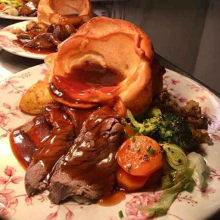 Our Sunday roasts!