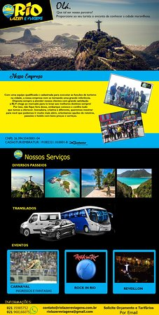 Sightseeing Tours Rio