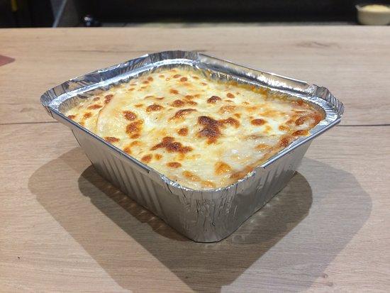 Lasagne Maison / Cuite au Four à Bois