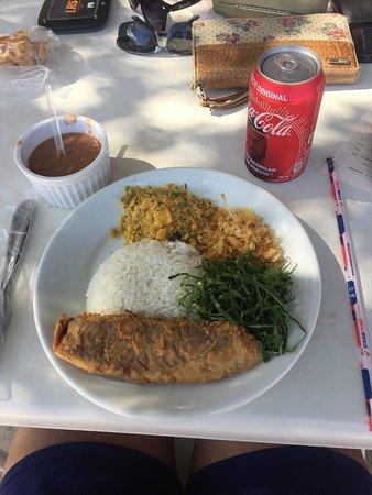 Comida boa e barata (R$ 33,00)