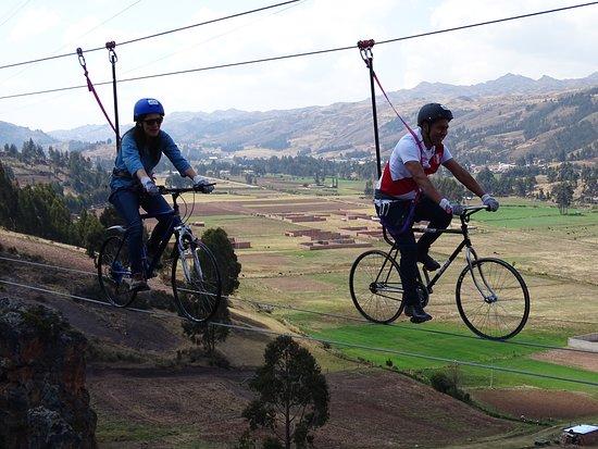Skybike Cusco