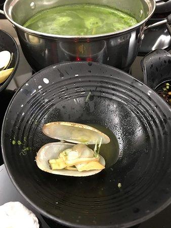 Crazy Hot Pot (Mong Kok): 火鍋配料