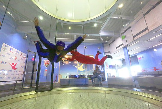 iFLY Indoor Skydiving - Houston (Memorial)