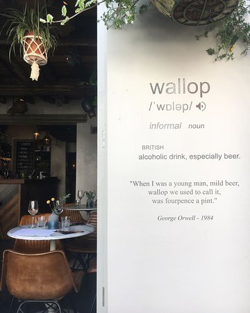What is Wallop you ask...