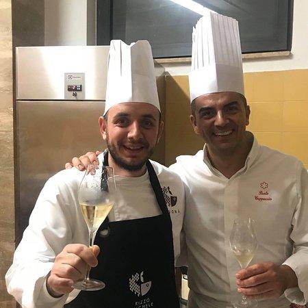 Agora: Evento Chef Paolo Cappuccio